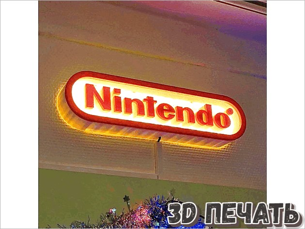 Логотип Nintendo