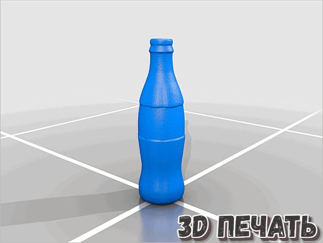 Модель бутылки
