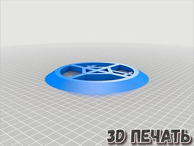 Прокладка для Unifi Nano HD и UAP-AC-LITE