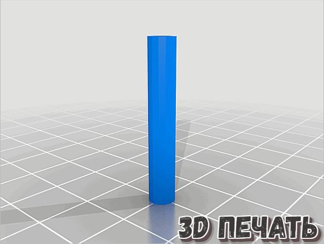 Коническая направляющая Anycubic Mega -S (i3 mega)