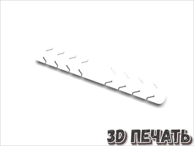 Сверхмягкая ручка для хирургической маски
