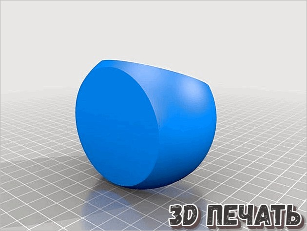 Кольцо с печатью