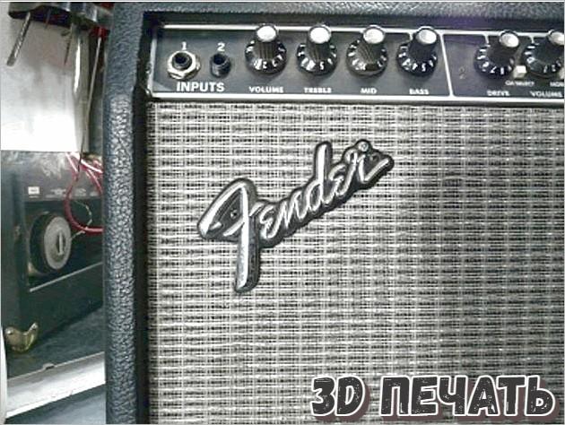 Логотип Fender