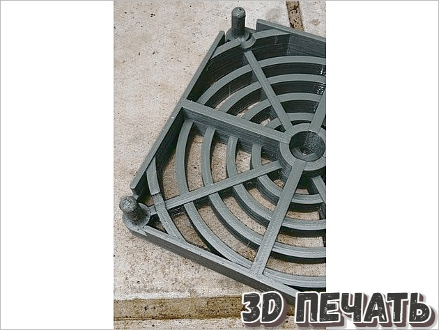 Квадратная сливная крышка 160 мм