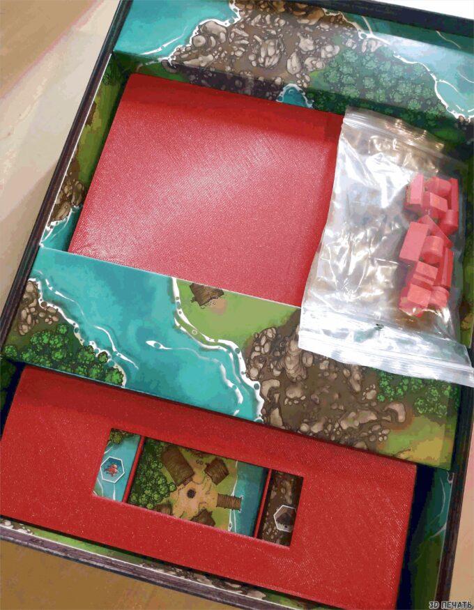 Ящик для игры Okanagan Print Settings