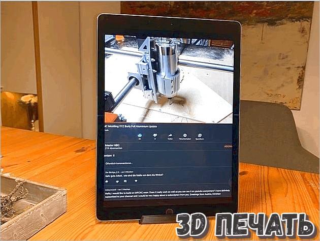 Подставка для планшета IPad Mobile Handy