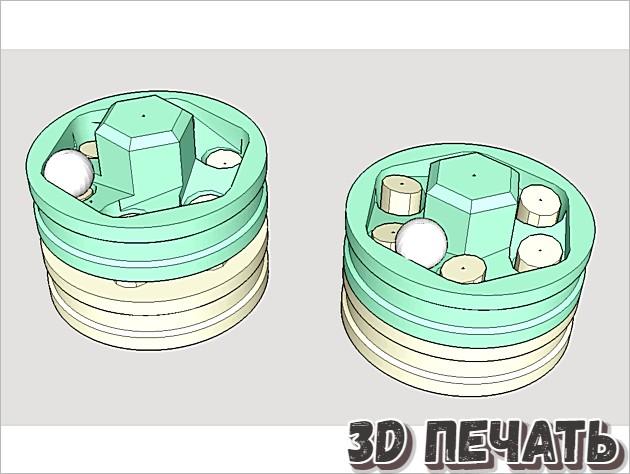 3D модель машины для пачинко