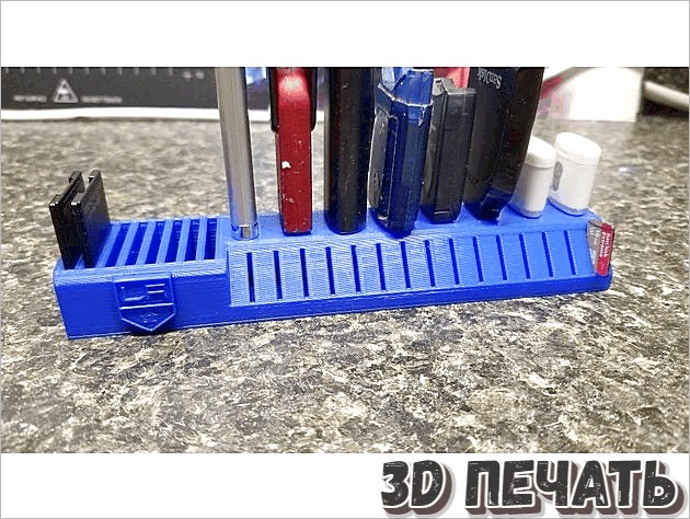 Органайзер для USB SD и MicroSD