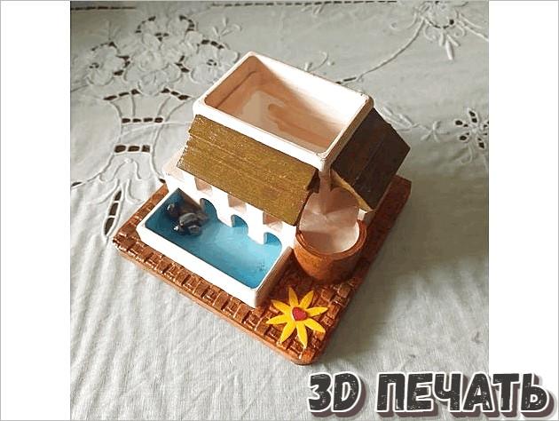 Римский дом в 3D