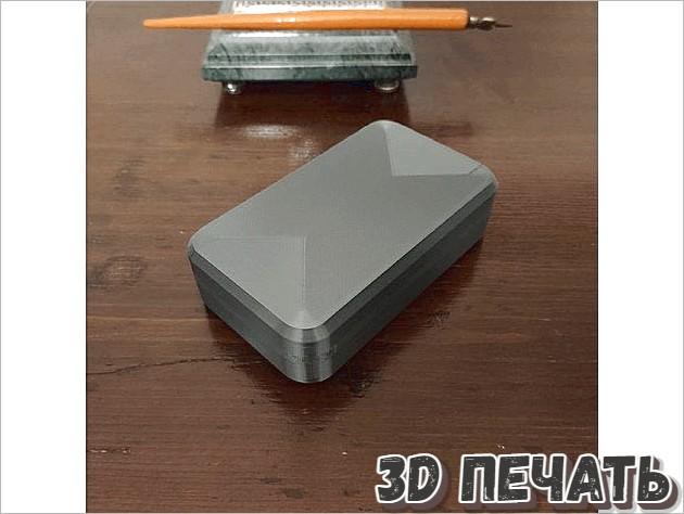 Коробка для компьютерной мышки