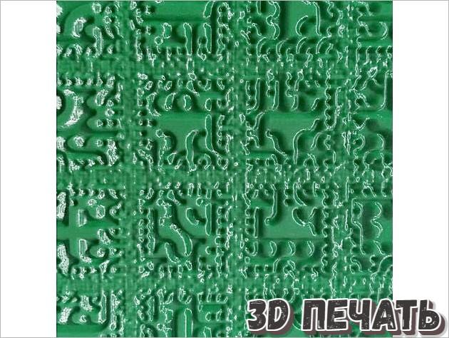 3D модели текстурированных кубов