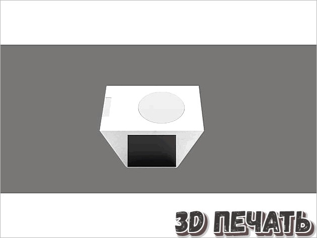 3D-сканер Scube Mini