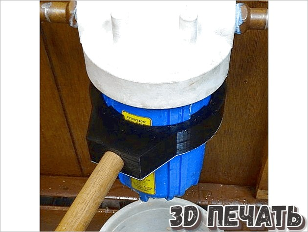 Сверхпрочный ключ для водяного фильтра AquaPure