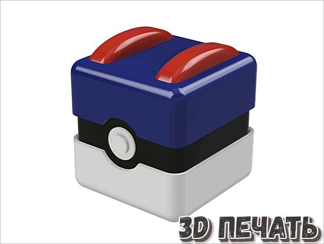 Покемон - большая коробка