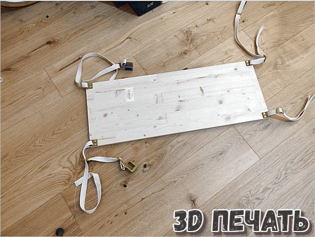 3D модель крепления для кабели