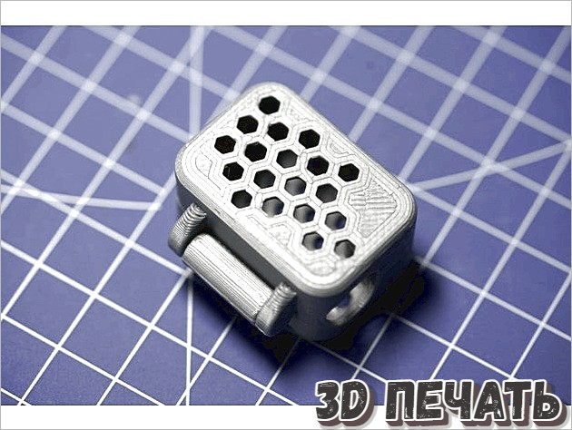 Колпачок Oral B с магнитами в 3D