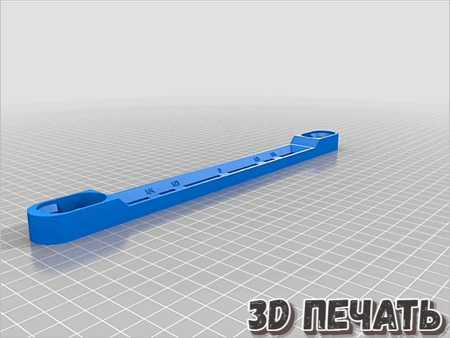 3D модель набора видоискателей