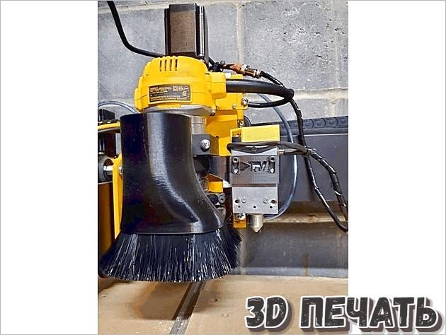 Крепление для лазера Endurance 10 Вт для Dewalt DWP611