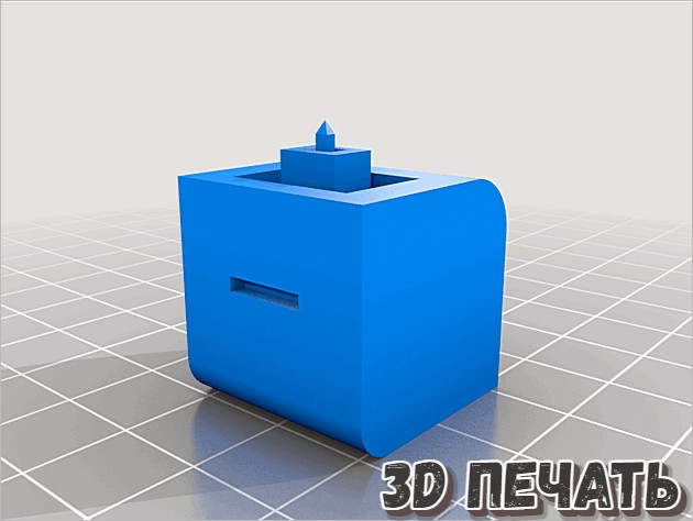 Калибровочная штука (куб)