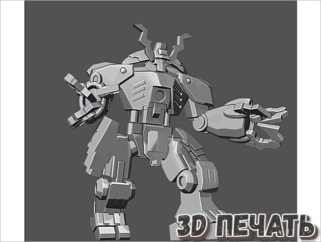 King Oni робот