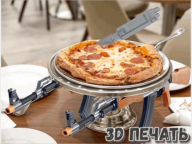 Блюдце для пиццы