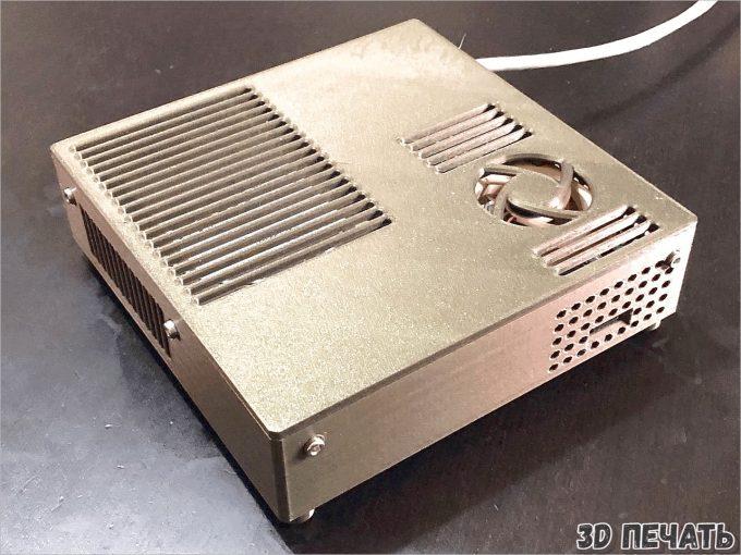 Raspberry NAS с двумя жесткими дисками