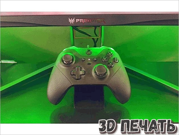 Док-станция для зарядного устройства для контроллера Xbox One Elite V2