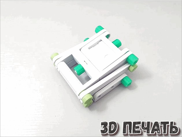 Поворотный шарнир для подъемника LiftPod