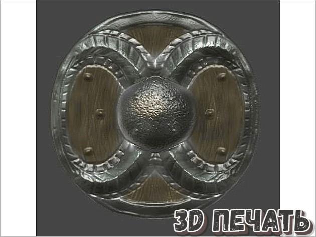 Скайримский щит