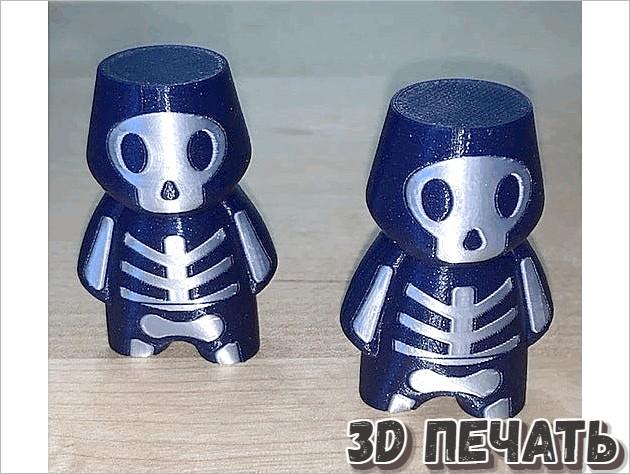 Хэллоуин скелеты