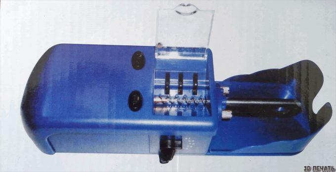 Табачная воронка для электрической сигаретной машины