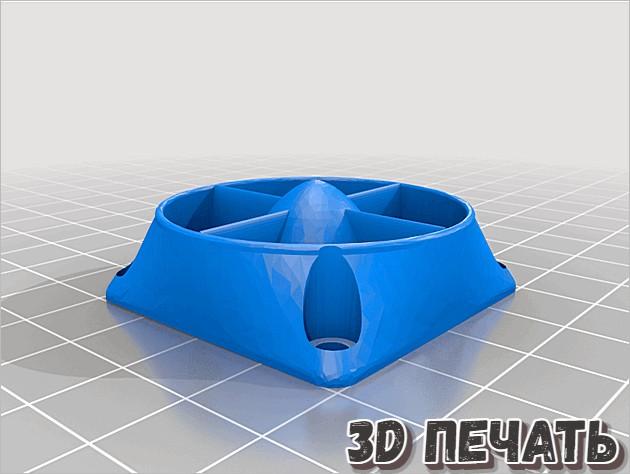 Крышка вентилятора 40 мм