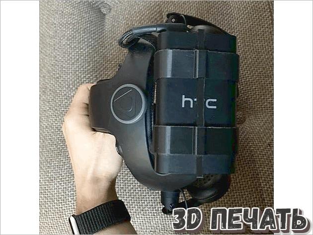 Модульное крепление для аккумулятора HTC Deluxe Audio Strap