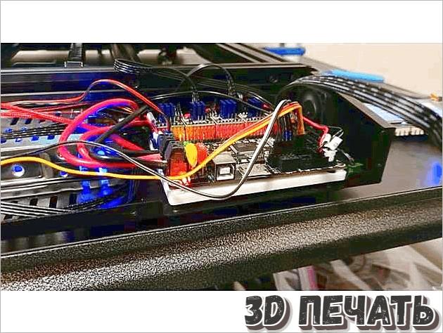 Переходник платы Sunlu S8 на SKR 1.4 и корпус TFT35 V2