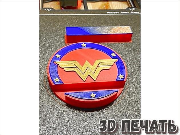 Подставка для телефона Wonder Woman