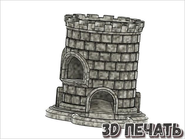 Башня игральных костей